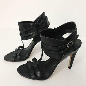 Classiques Entier - Black Ankle Heels